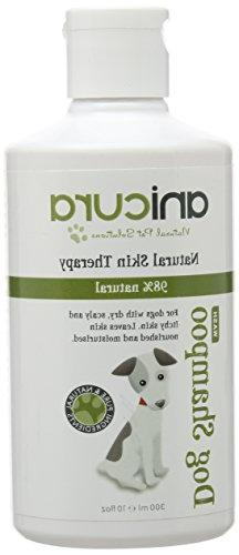Anicura Natural Dog Shampoo for Skin Allergies, Itchy, Dry &