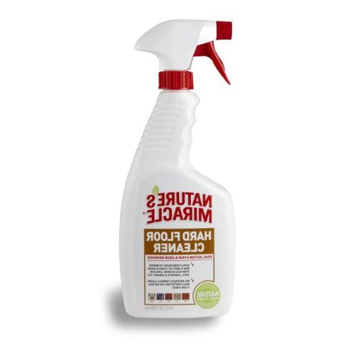 dual action hard floor stain