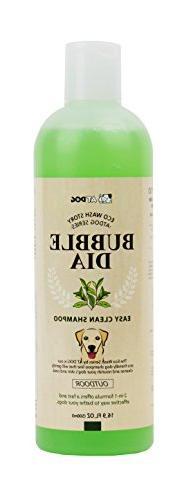 "Alpha Dog Series ""BUBBLE DIA"" Easy Clean Shampoo -"