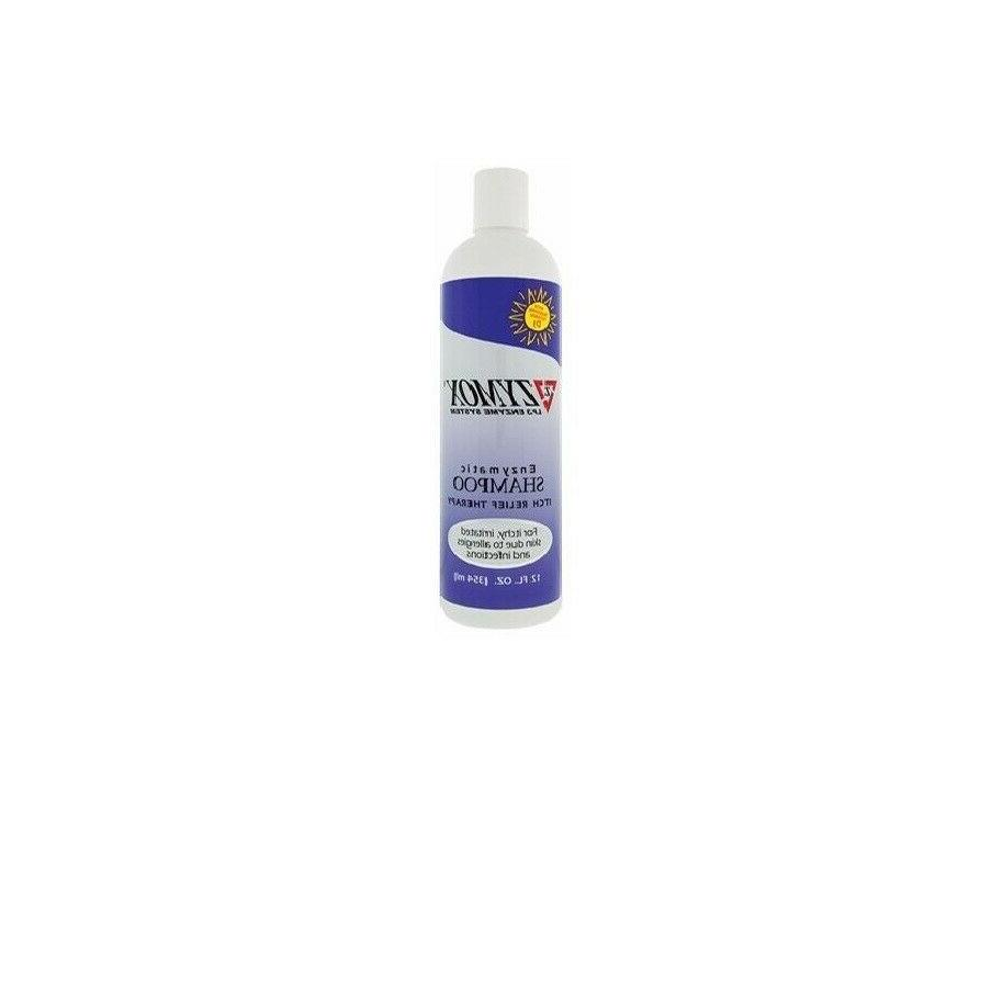 Enzymatic Shampoo for Dog Cats - Itchy Inflamed Skin irritat