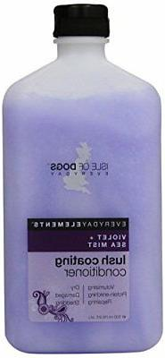 Everyday Isle of Dogs Lush Coating Violet + Sea Mist Dog Con
