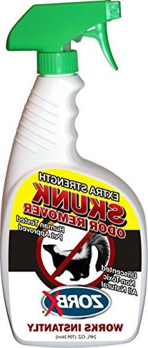 ZORBX Extra Stregth Skunk Odor Remover
