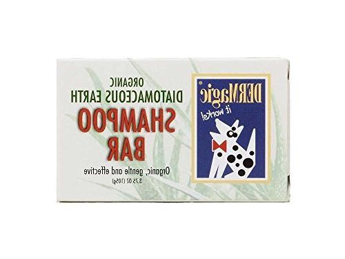 flea shampoo bar