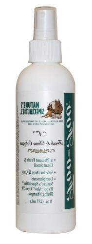 Nature's Specialties Foo Foo A Pet Cologne, 8-Ounce