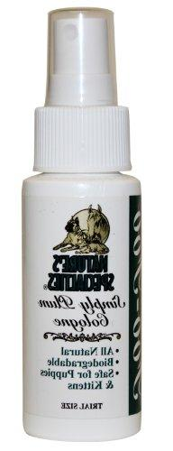 Nature's Specialties Foo Foo Simply Plum Cologne for Pets 2-