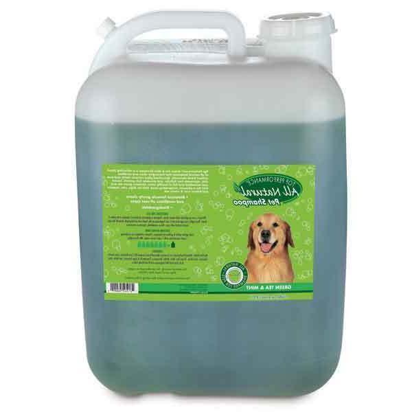 Green Dog Dog Shampoo Natural Size