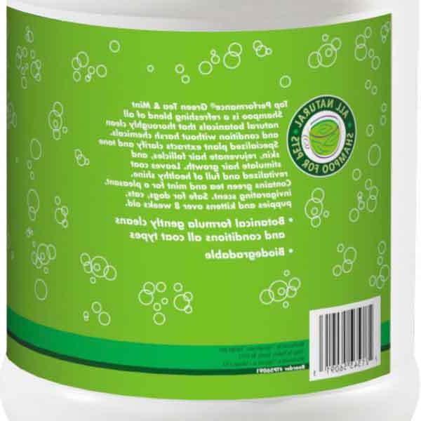 Green Dog Grooming Shampoo Natural Refreshing Choose Size