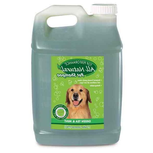 Green Dog Dog Shampoo Natural Scented Size