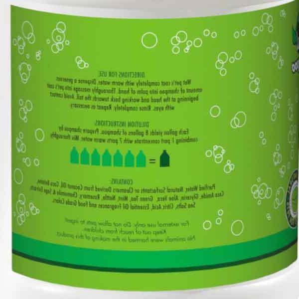 Green Natural Refreshing Choose
