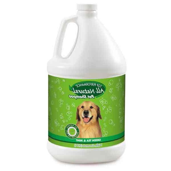 Green Tea & Dog Dog Natural Size