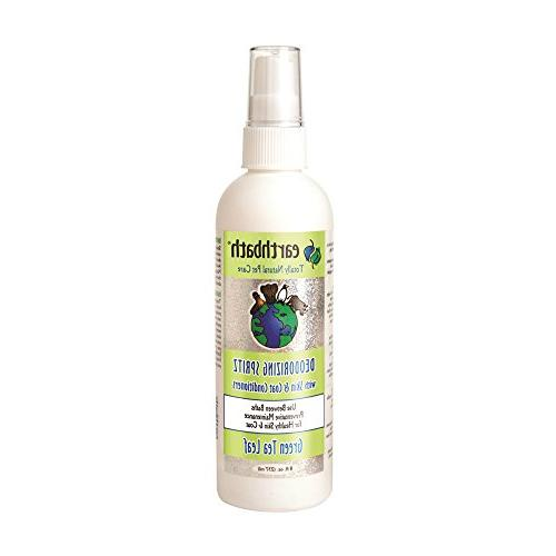 Earthbath Green Tea Leaf Deodorizing Spritz 8 FL OZ