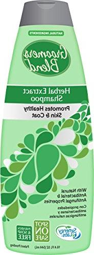SynergyLabs Groomer's Blend Herbal Extract Shampoo; 18.4 f