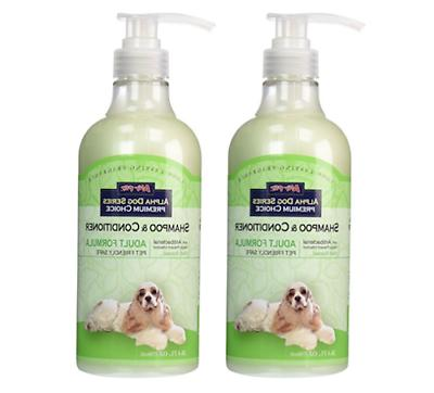 Alpha Quality Natural Shampoo +