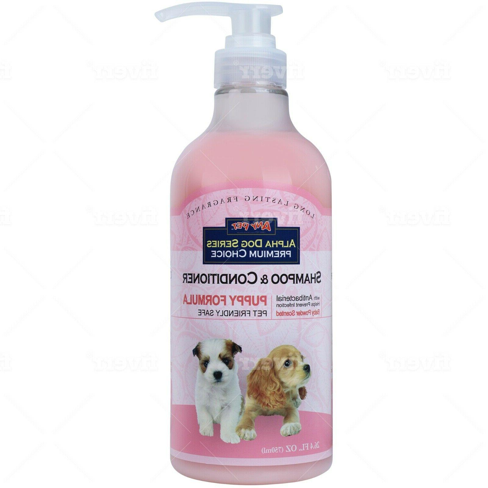 Alpha Dog Series - Grooming Shampoo + Conditioner Dogs