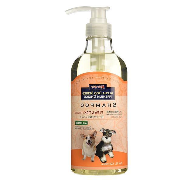 Alpha Series - Grooming Shampoo + Dogs