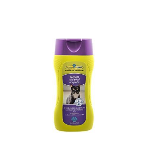 hairball control shampoo