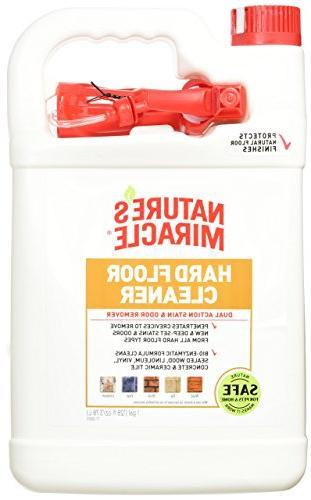 hard floor cleaner w stain