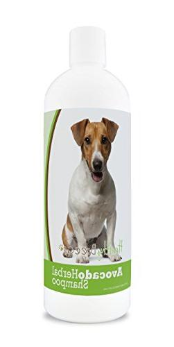 Healthy Breeds Herbal Avocado Dog Shampoo for Dry Itchy Skin