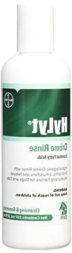 Bayer Animal Health DVM Pharmaceuticals Hylyt Cream Rinse Pe