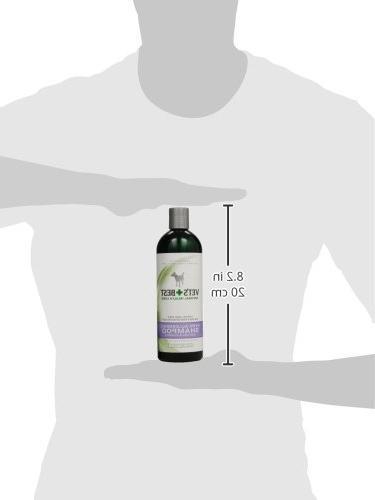 Hypo-Allergenic Shampoo Size: Ounces