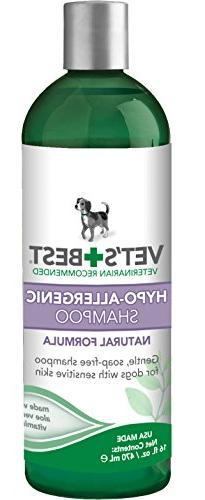 Hypo-Allergenic Shampoo Ounces