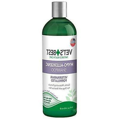 hypo allergenic shampoo