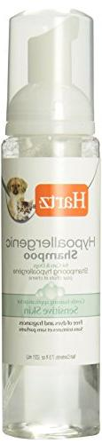 Hartz Hypoallergenic Shampoo For Cat And Dog 7.5 FZ