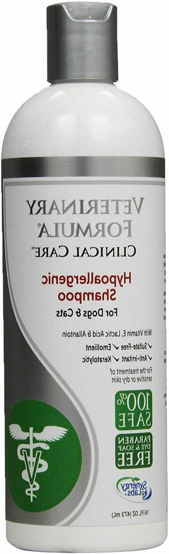 Veterinary Formula Clinical Care Hypoallergenic Shampoo for