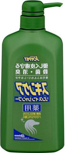 Joy pet medicated skin care shampoo for dogs economical 600m