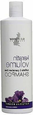 keratin volume sulfate shampoo