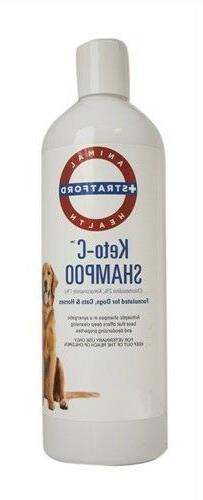 Keto-C Ketoconazole 1% Chlorhexidine 2% Shampoo