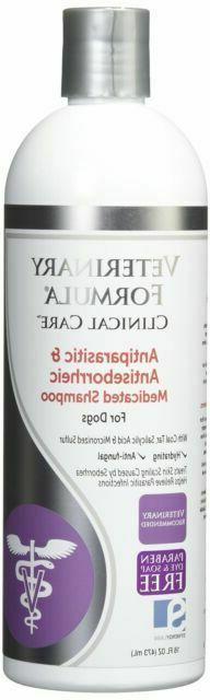 labs veterinary formula clinical care dog shampoo