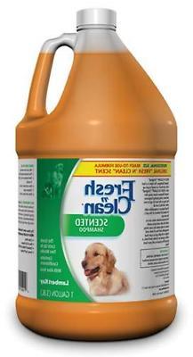 Lambert Kay Fresh'n Clean Scented Dog and Cat Shampoo, 1-Gal