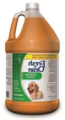 Lambert Kay Freshn Clean Scented Dog and Cat Shampoo, 1-Gall