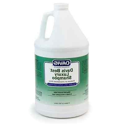 Davis Best Luxury Shampoo, Gallon