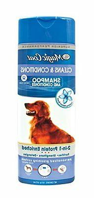 Four Paws Magic Coat Cleans & Conditions Dog Shampoo & Condi