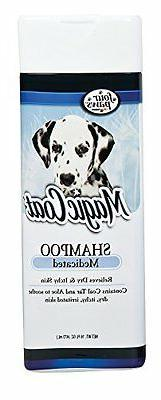 Four paws Magic Coat Medicated Dog Grooming Shampoo, 16oz