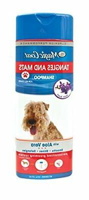 Four Paws Magic Coat Tangles and Mats Dog Grooming Shampoo,