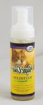 Magic Coat Waterless Shampoo for Cat,  Size: 6 OUNCE
