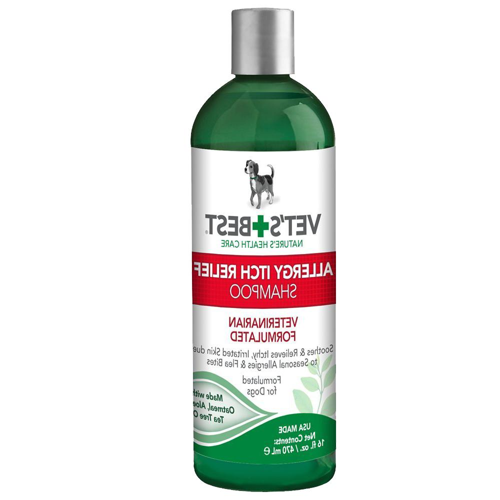 Medicated Itch Relief Dog Shampoo Skin Care