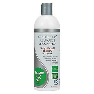 Medicated Anti Itch Relief Dog Shampoo Veterinarian Formulat