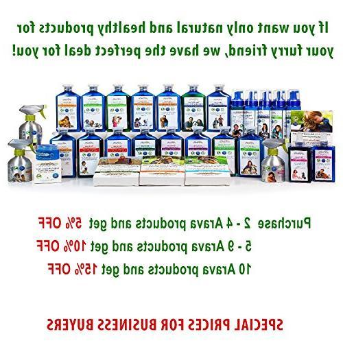 Shampoo Anti Yeast Anti Dog - Skin & First Hot Spots Ringworm Scrapes &