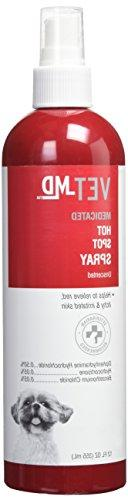 VetMD Medicated Hot Spot Spray For Dogs | Hot Spot Treatment