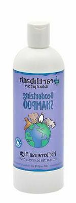 Mediterranean Magic Deodorizing Shampoo, EARTHBATH, 16 oz 1