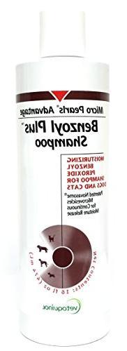 Vetoquinol MPA Benzoyl Plus Shampoo 16 oz