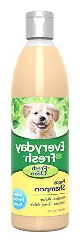 Fresh N Clean Everyday Fresh Puppy Shampoo, 16 oz