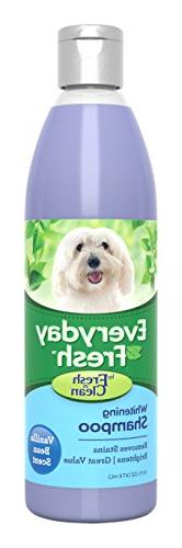 Fresh N Clean Everyday Fresh Whitening Shampoo, 16 oz