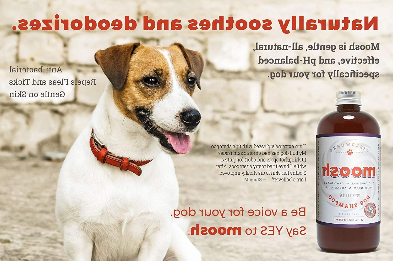 Natural Dog Shampoo. Anti-Itch , by