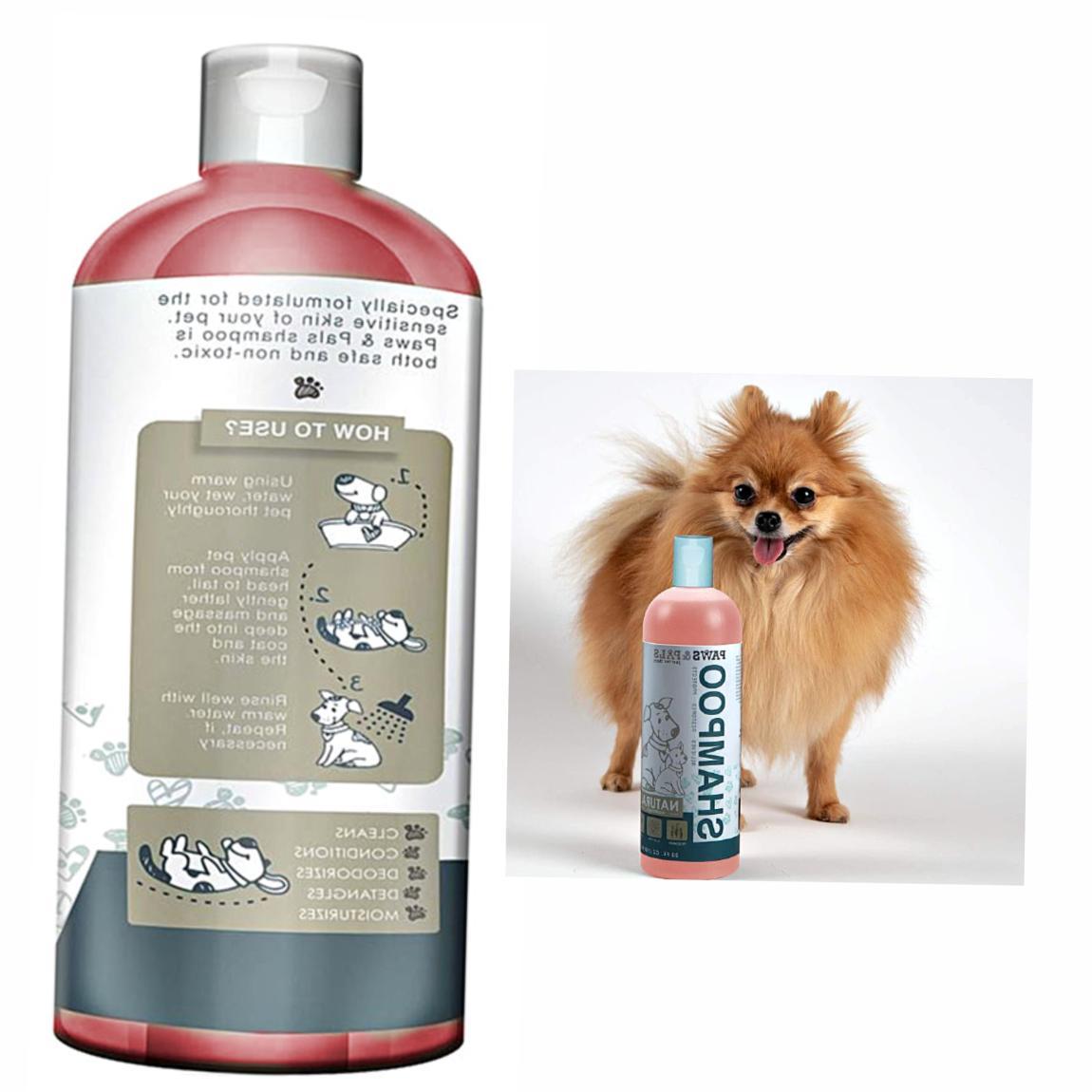 Shampoo Dry Skin Nontoxic Tearless oz