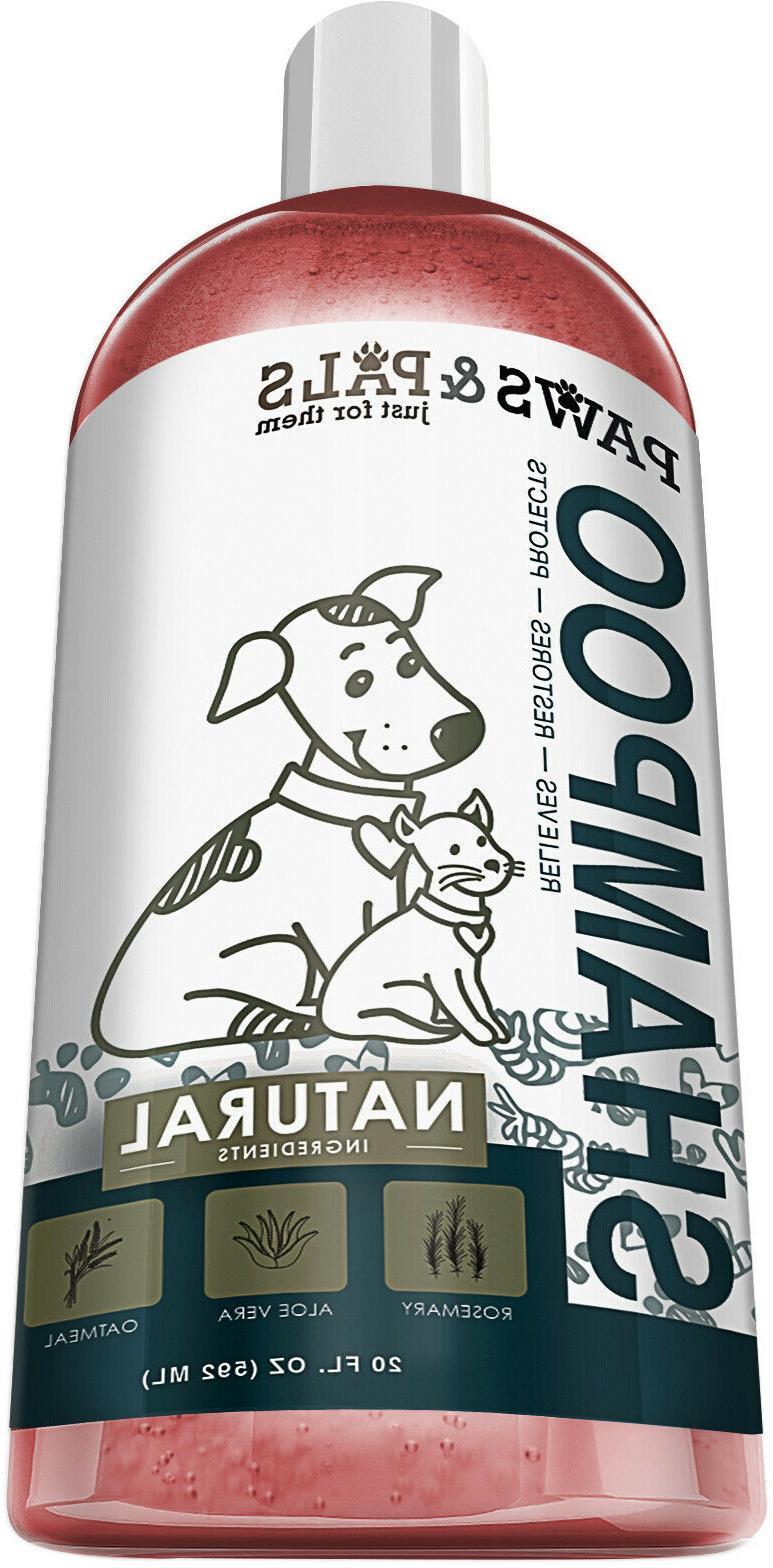 natural pet shampoo conditioner for dog cat